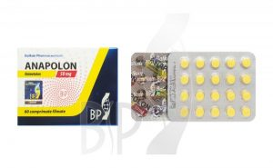 Anapolon by Balkan Pharmaceuticals