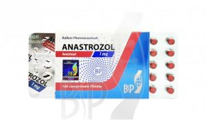 Anastrozol by Balkan Pharmaceuticals