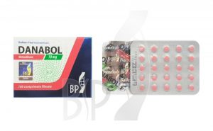 Danabol by Balkan Pharmaceuticals