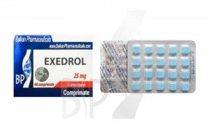 Exedrol by Balkan Pharmaceuticals