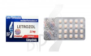 Letrozol by Balkan Pharmaceuticals