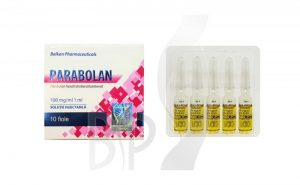 Parabolan by Balkan Pharmaceuticals