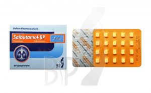 Salbutamol-BP by Balkan Pharmaceuticals